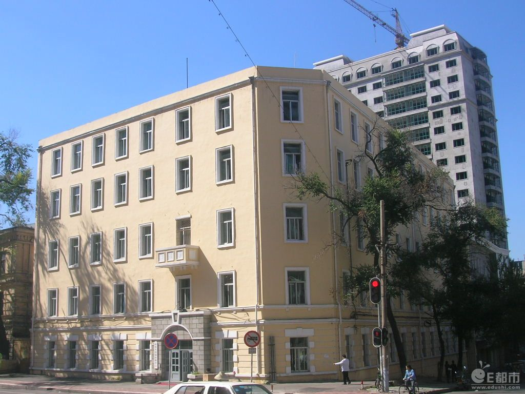 每日一校----哈尔滨医科大学