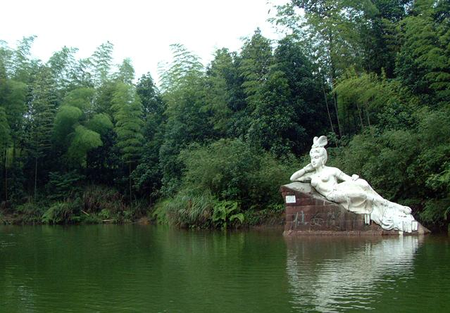 仙女湖风景名胜区是国家重点风景名胜区,位于江西省西部的新余市,因