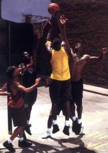 美国黑人街头_美国街头篮球 - 搜狗百科