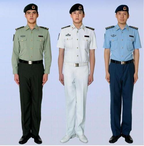 军官夏常服_07式军服 - 搜狗百科