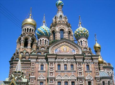 圣彼得堡滴血大教堂_滴血大教堂 - 搜狗百科