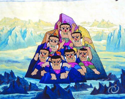葫芦娃兄弟大电影_葫芦兄弟(1986年上海美术电影制片厂出品动画片) - 搜狗百科