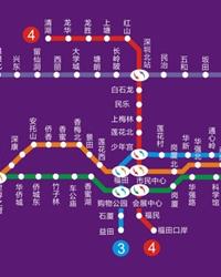 深圳龙华地铁线_深圳地铁4号线 - 搜狗百科