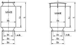 风机消音器的结构图