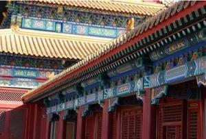 宫殿和庙宇的建造