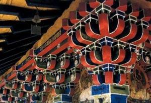 中国传统的木结构
