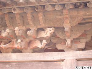 古建筑-光武庙