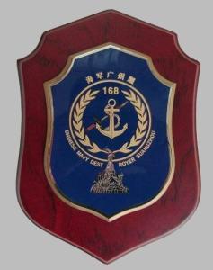 广州号驱逐舰舰徽