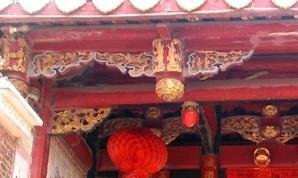 中国传统木结构建筑