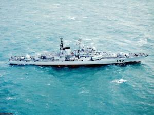福州号驱逐舰