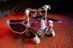 天问一号配备的火星车