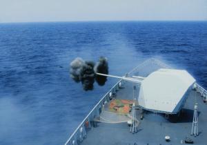 H/PJ-38型单管130毫米主炮