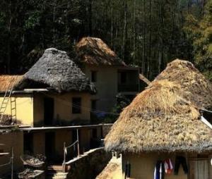 哈尼族建筑