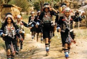 哈尼族节日
