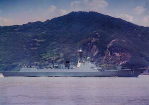 厦门号驱逐舰