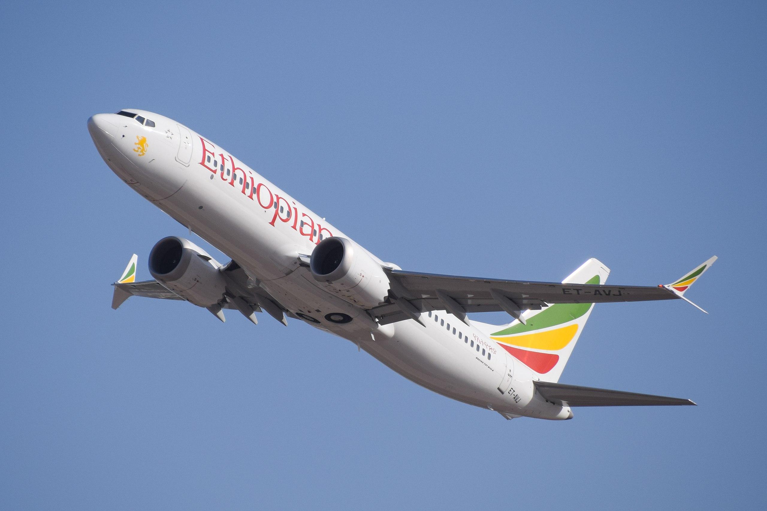 3·10埃塞俄比亚航空客机坠毁事件