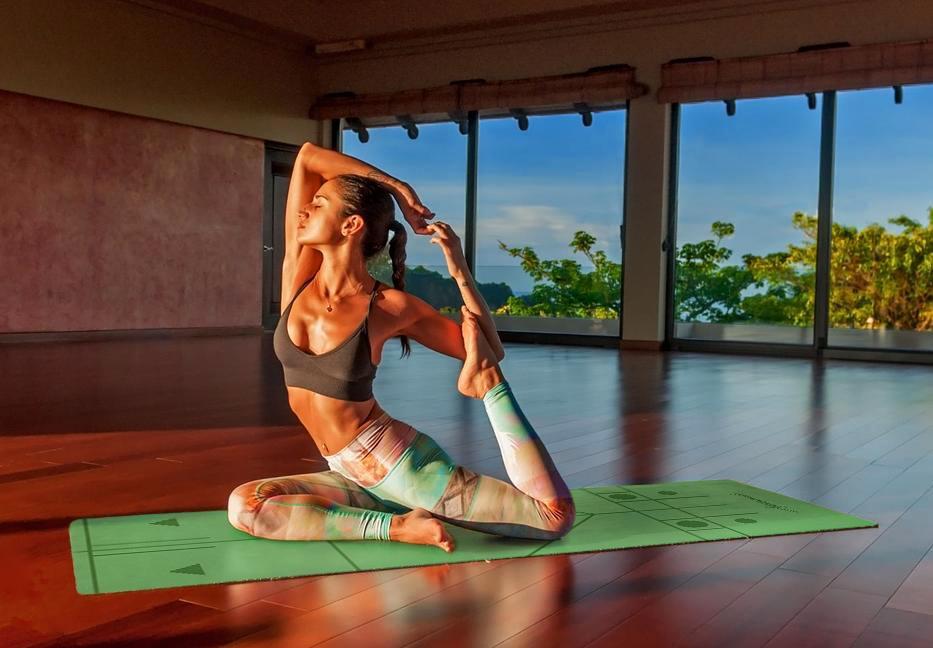 瑜伽, 塑形