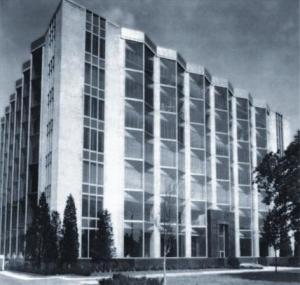 1929年的科学大厦