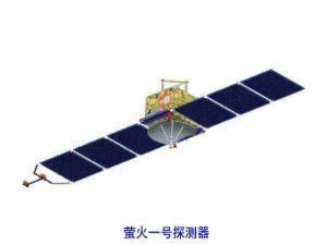 中国萤火一号探测器