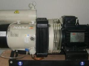 电动汽车滑片式空气压缩机