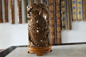 章贡区客家竹雕工艺