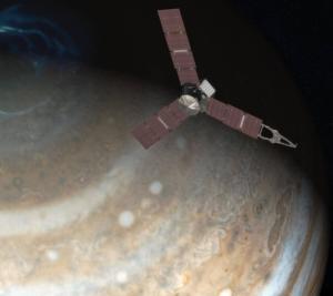 朱諾號木星探測器