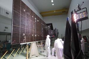 测试太阳能板