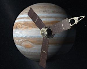 朱诺号木星探测器