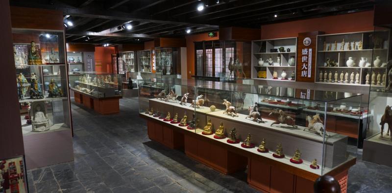 《华夏文明》二号展厅