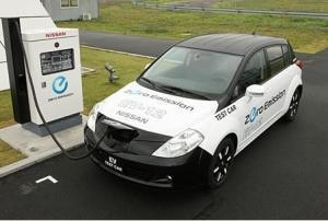 电动汽车充电