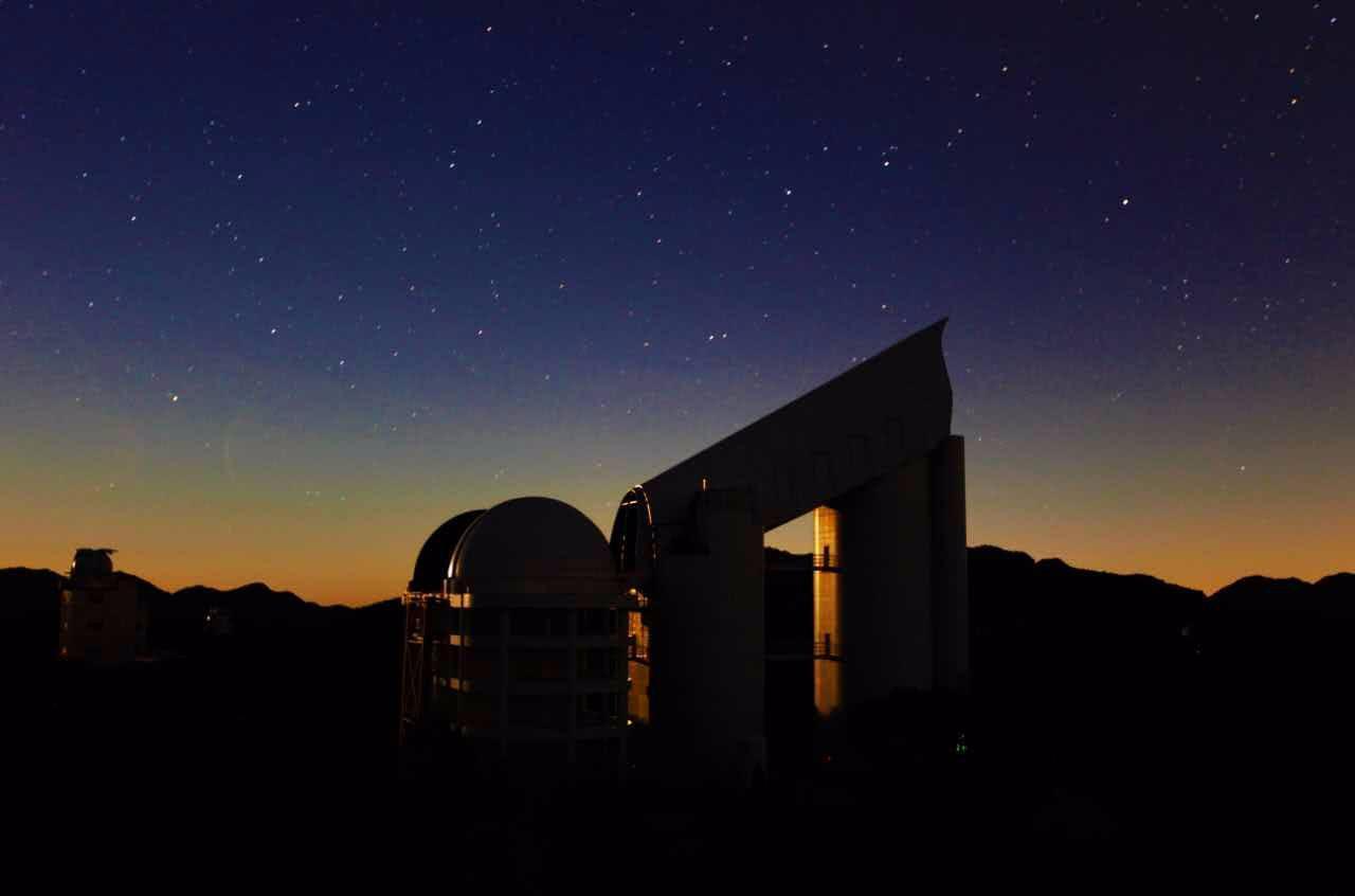 我科學家發現國際一流光學天文臺址