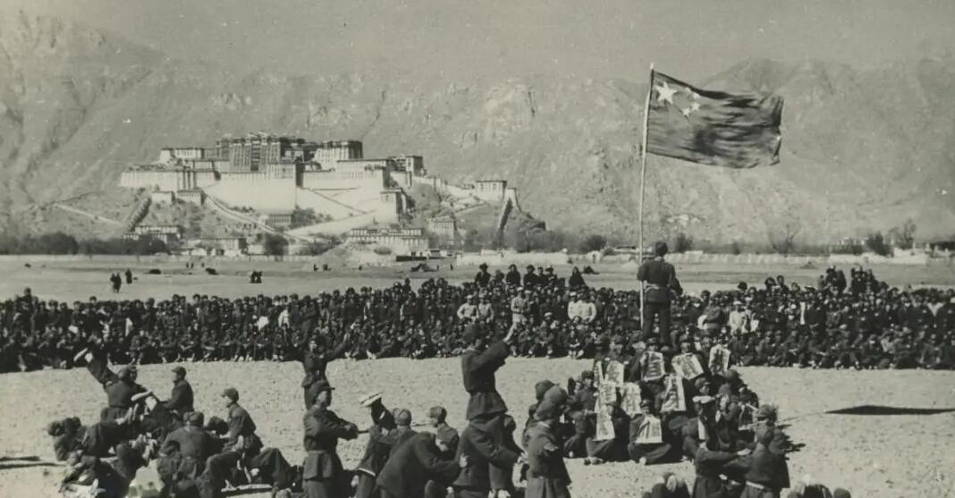 譜寫雪域高原高質量發展新篇章——慶祝西藏和平解放70周年