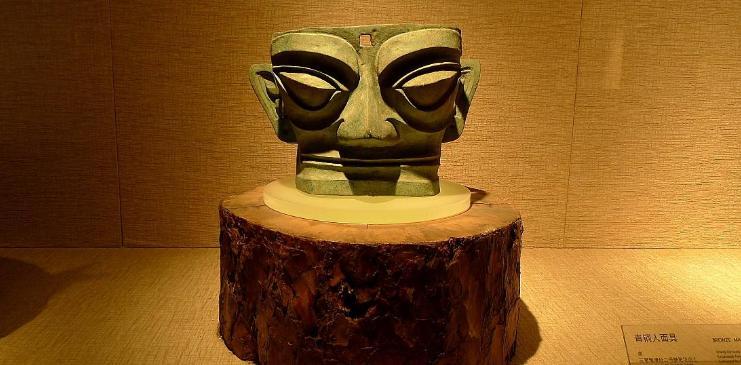 四川盐亭发现三星堆文化时期大型聚落遗址男士,距今约3600年