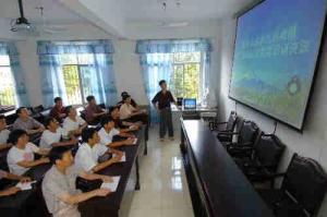 远程教育课室