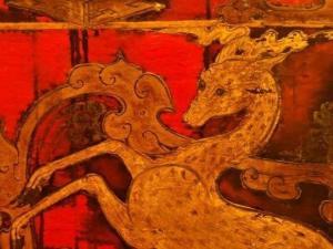 马王堆汉墓帛画