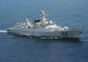 052B型168广州舰